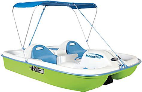 pelican monaco boat pelican monaco dlx pedal boat for sale