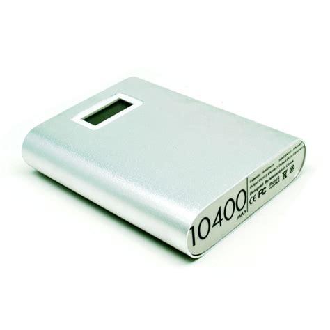 power bank 10400 mah 002 silver jakartanotebook
