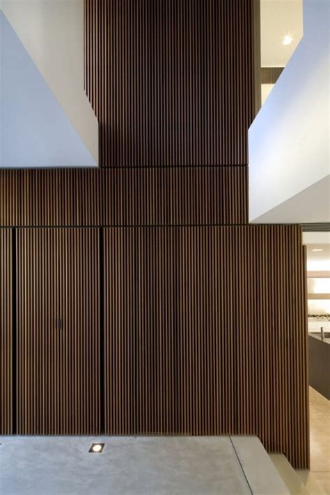 modern wood wall design 1000 ideas about wood cladding on house