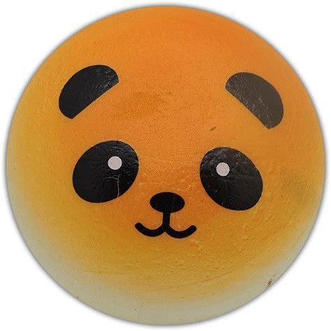 Panda Bun kawaii squishies panda bun orange jumbo squishies squishies and kawaii