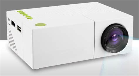 proyektor mini lcd portable bisa nonton dimana saja hargakom puter