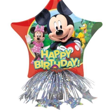Balon Happy Birthday Mickey Mouse 22094 balloon delivery service balloongram