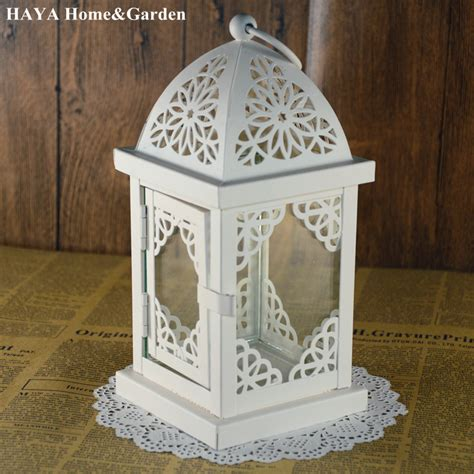 Metal Candle Holders Centerpieces Moroccan Metal Candle Holder Wedding Lighting Centerpieces