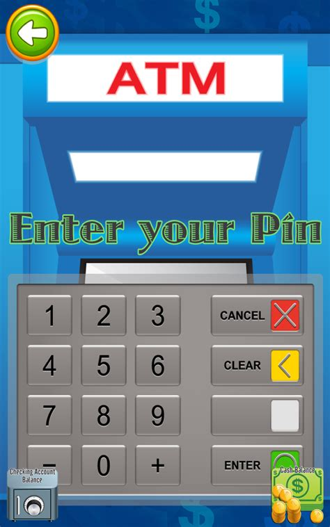 Atm Bank Hello Celengan 6307 atm money simulator prize money machine free appstore for android
