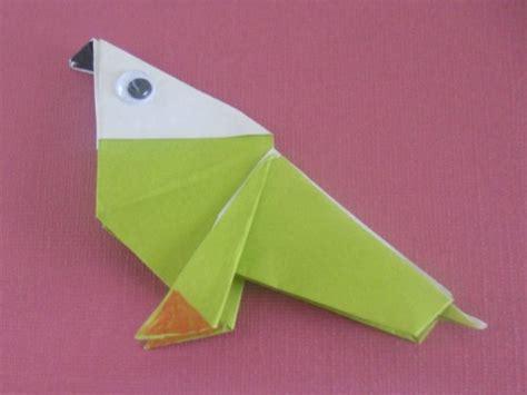 Origami Kite - how to fold an origami kite base