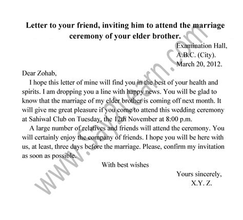 Letter To Your I Letters For Average Student Say2learn