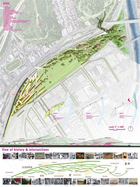 design competition los angeles 59 best landscape architecture competition images on