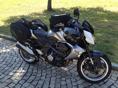 Motorrad Mit 24 Offen Fahren by Satteltaschen Sw Motech Blaze Lock Transport