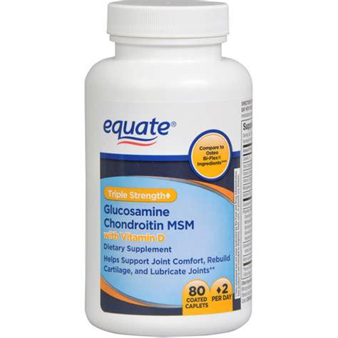 Suplemen Glucosamine msm supplement deals on 1001 blocks