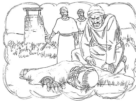 coloring pages of jesus parables parable of the tenants coloring pages