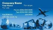 business cards international shipping customs broker business cards