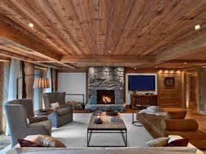 Mountain Cabin Decor Swiss Alpine Luxury At The Alpina Gstaad Hotel