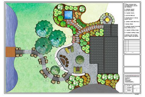 site planning and design planning design muskoka landscapers