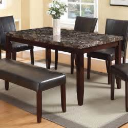 Marble Dining Room Tables Kitchen Tables Dining Room Table Sets With Chairs Humble Abode