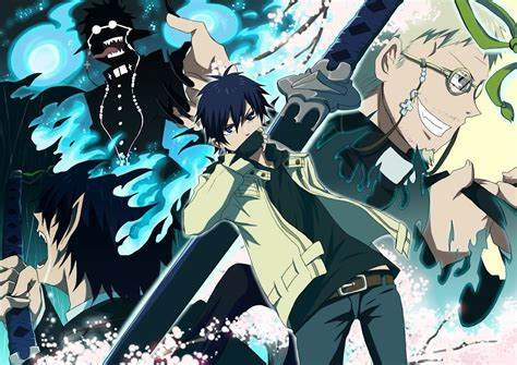 film ao no exorcist streaming blue exorcist film first trailer streamed jefusion