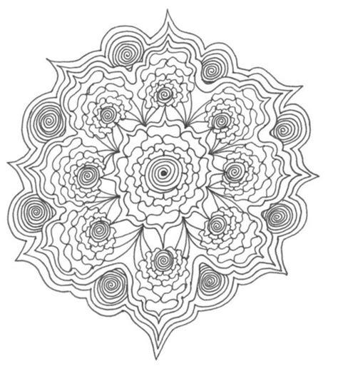 imagenes en blanco y negro de mandalas mandalas en blanco y negro para pintar