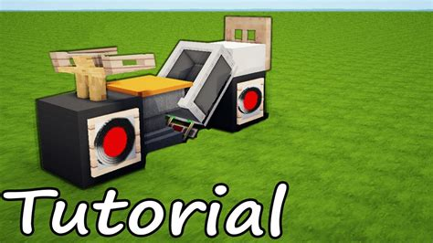 minecraft motorcycle minecraft motorcycle tutorial design for modern house