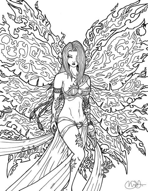 world of fairies coloring book books g o d d e s s colorless by descendant