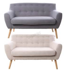 esszimmer sofa foxhunter leinenstoff 2 sitzer sofa esszimmer lounge