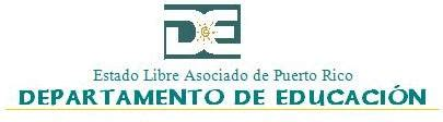 departamento de educacion de puerto rico top logo departamento de educacion de puerto rico images