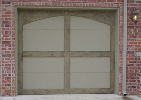 Garage Door Wood Trim by Wood Trim Garage Doors Garage Door Services