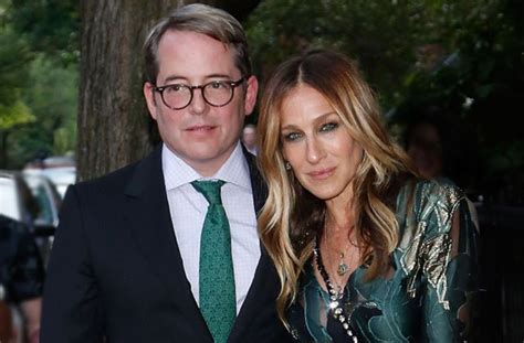 5 Relationship Tips From Matthew Broderick And by Inside Sjp Matthew Broderick S Conscious