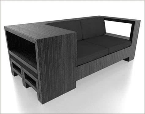 shipping pallet couch stylish d i y shipping pallet furniture paint it black
