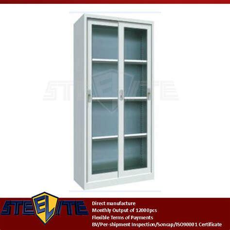 Mounted Bookshelf 4 Layer Sliding Glass Door Bookshelf Cabinet 2014 Full