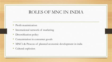 Essay On Multinationals In India by Of Multinationals In Developing And Developed Countries Dissertationexperteninterview X