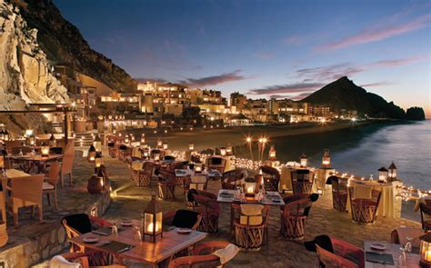 Hotel Ristorante Grotta Palazzese The Best Date Night Restaurants In Los Cabos Remexico