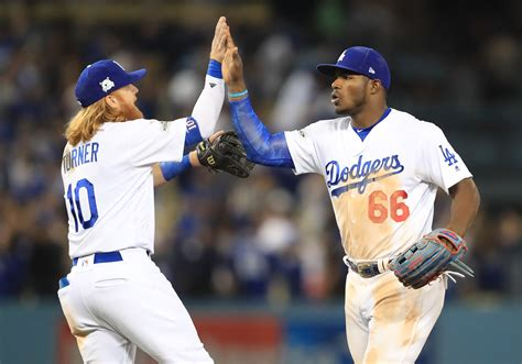 dodgers key players    step    nlcs