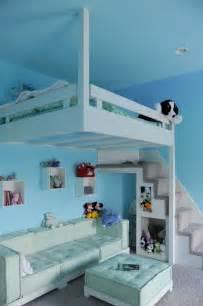 Loft Beds Custom Made Handmade Built In Custom Loft Bed By Yoder Custom Design