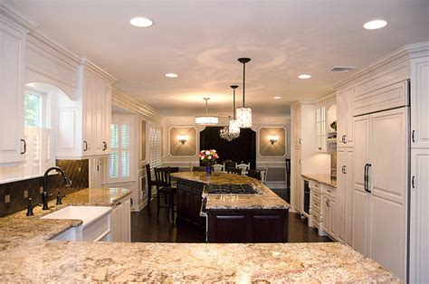elegant kitchen islands elegant kitchen with large island traditional kitchen