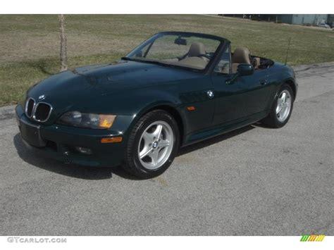 1996 bmw z3 green ii 1996 bmw z3 1 9 roadster exterior photo
