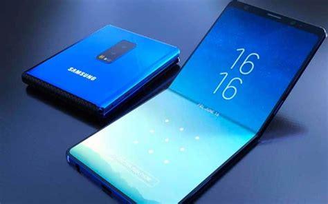 samsung x 2018 galaxy x pr 233 sentation du smartphone pliable le 7 novembre 2018 phonandroid
