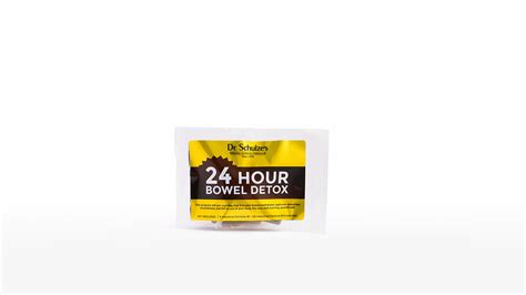 How To Detox In 24 Hours by 24 Hour Bowel Detox Dr Schulze S Bowel Cleanse Dr