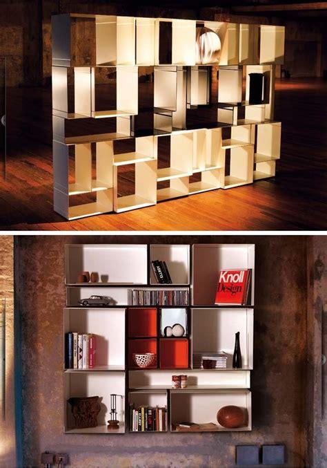 librerie di librerie componibili di design a parete multiuso