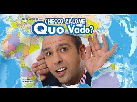 film gratis quo vado completo quo vado official trailer ita film completo youtube