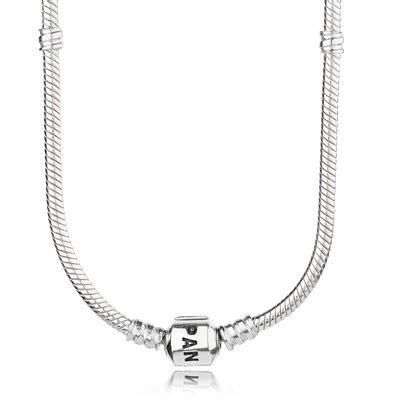 sterling silver barrel clasp 590703hv necklaces and