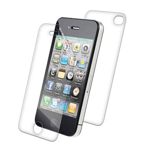 Invisibleshield For The Iphone Review by Zagg Invisibleshield Original Screen Protector