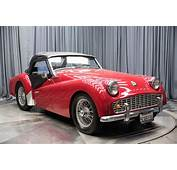 1960 Triumph TR3 For Sale 1931720  Hemmings Motor News