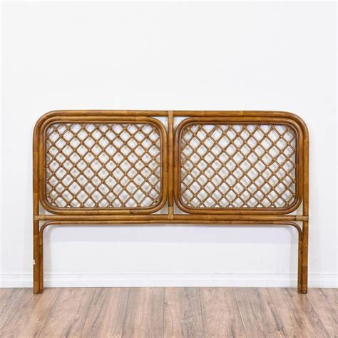 rattan headboard double the 25 best rattan headboard ideas on pinterest vintage