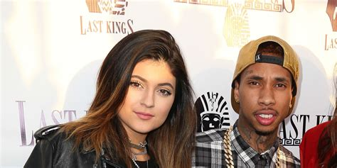 tyga taste video tattoo tyga reportedly cancels club appearance after kylie jenner