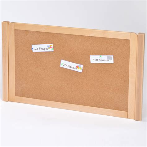 room cork board room divider