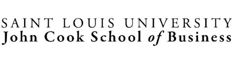 St Louis Mba Program by St Louis Cook School Of Business Get
