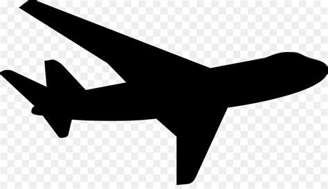 airplane silhouette clip airplane silhouette aircraft clip plane png