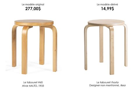 Tabouret Alvar Aalto by 5 Ic 244 Nes De Design Dans Votre Salon Achet 233 S Chez Ikea