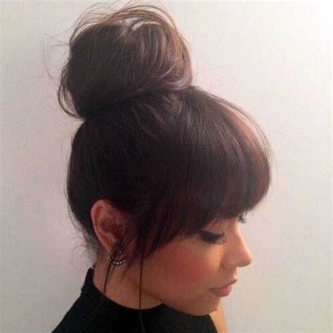 50 plus informal hair up styles 50 extraordinary ways to rock long hair with bangs hair