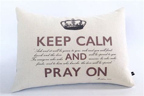 Cushion Cover Pray 17 best images about christian scripture pillows on