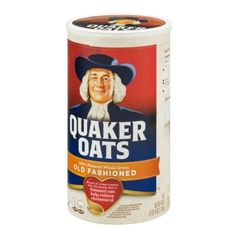quaker oats old fashioned 42 oz prestofresh grocery delivery